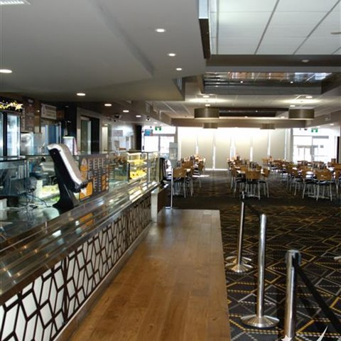 Diggers Brasserie Servery