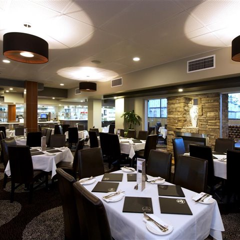 D bar & grill - A La Carte Restaurant with full table service
